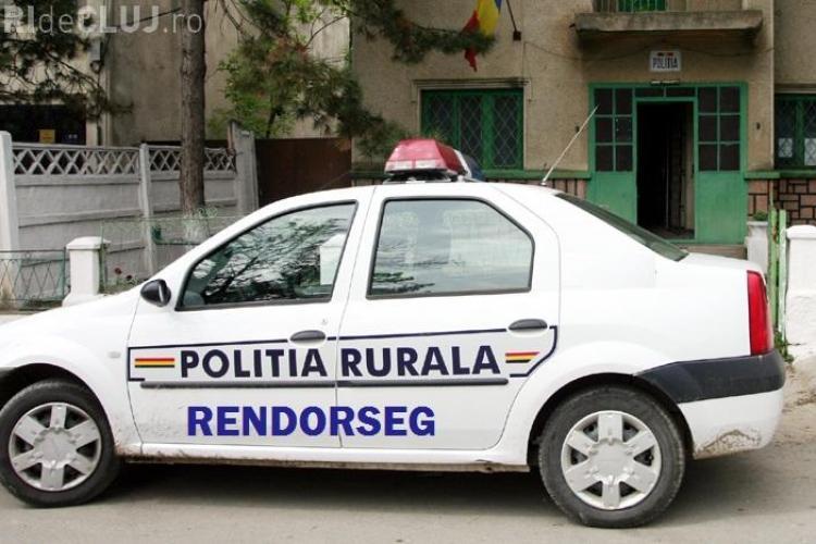 Mașinile de Poliție din Cluj, inscripţionate şi în ungurește! IJP Cluj a primit o amendă