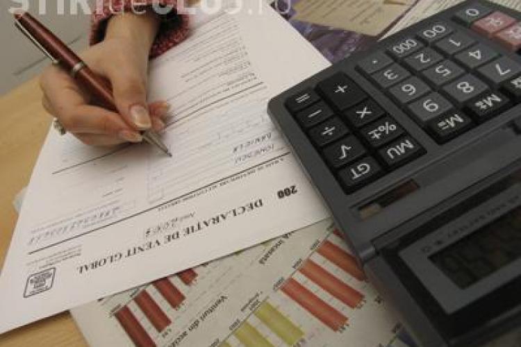 Persoanele fizice mai au până în 27 mai să își declare veniturile pe 2012