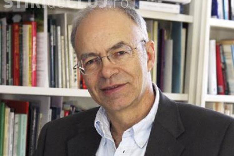Peter Singer, unul dintre cei mai mari filosofi în viață, vine la Cluj