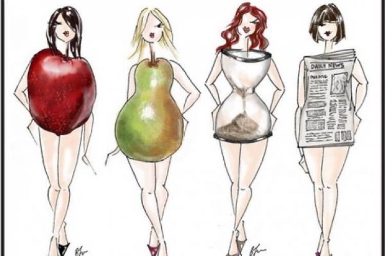 Cât vei trăi în funcție de forma corpului tău