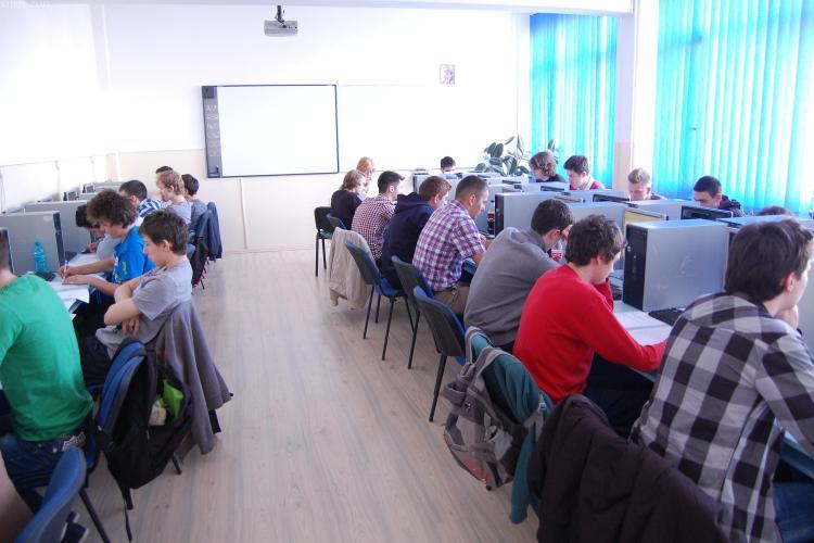 Elevii clujeni vor fi pregătiți de cele mai mari companii IT din CLuj