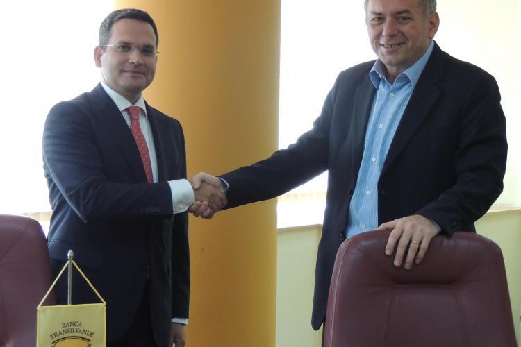 Banca Transilvania are un director general nou, de origine turcă