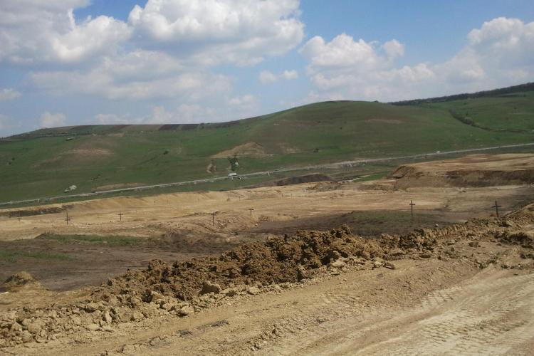 Noua rampă de gunoi a Clujului, gata până în martie 2014. Dispare DALLAS -UL de la Pata Rât? - VIDEO