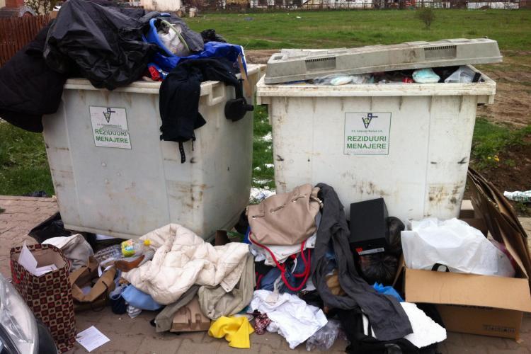 Boc: Clujul a ajuns rampa de gunoi pentru tot judeţul - VIDEO