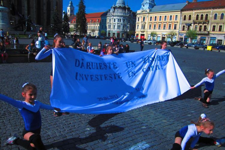 Ziua Internațională a Dansului, sărbătorită la Iulius Mall Cluj cu un eveniment caritabil - FOTO
