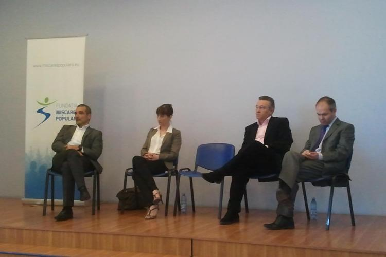 S-a lansat Mișcarea Populară Cluj. Consilierii lui Băsescu sunt în prima linie