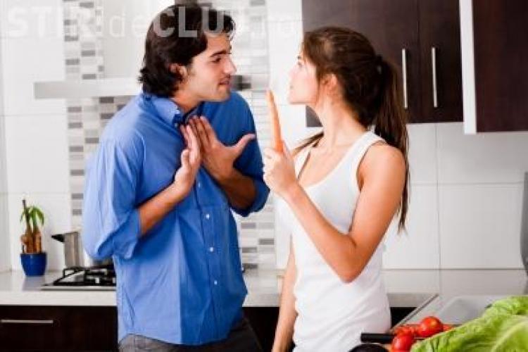 Cinci vorbe pe care să nu i le spui niciodată soțului