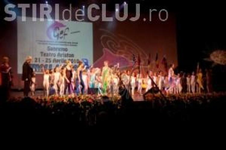 """Premiul 1 la San Remo pentru o trupă de teatru de la Şcoala """"Nicolae Titulescu"""""""