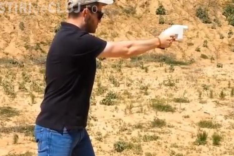 Cum se fabrică un pistol de calibrul 380 la imprimantă 3D - VIDEO