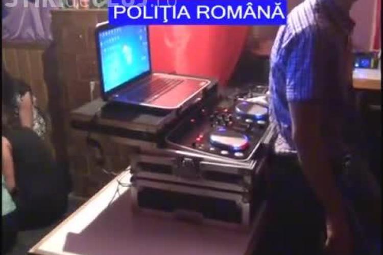Razia de la discoteca din Măguri Răcătău ascunde o reglare de conturi din Mafia Lemnului! Poliția Cluj bagă pumnul în gură denunțătorilor?