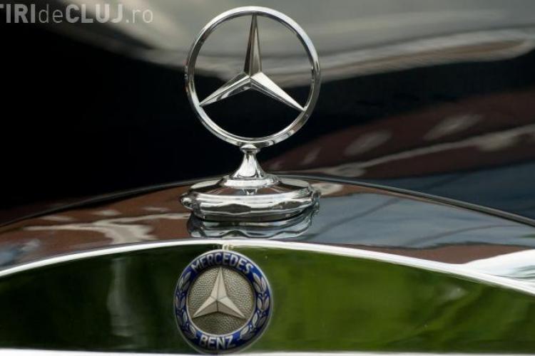 Mercedes investeşte 300 milioane de euro într-o fabrică din Alba