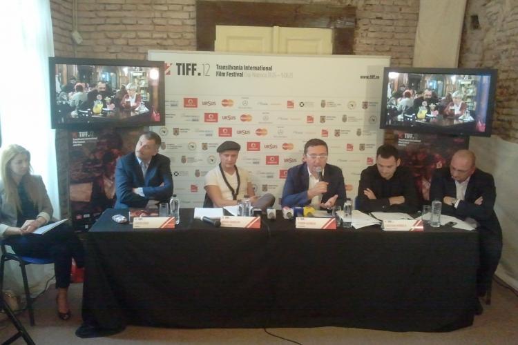 TIFF 2013: Tudor Giurgiu se plânge că bugetul a scăzut cu 300.000 de euro - VIDEO