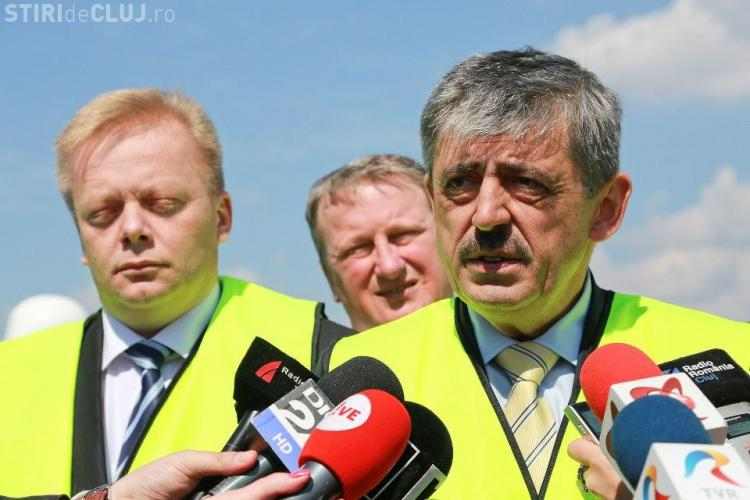 Primăria Feleacu vrea bani pentru a ceda terenul pe care e noua groapă de gunoi ecologică - VIDEO
