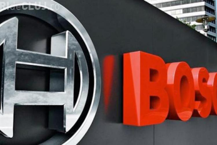 Cât investește Bosch în România și câte persoane angajează în 2013