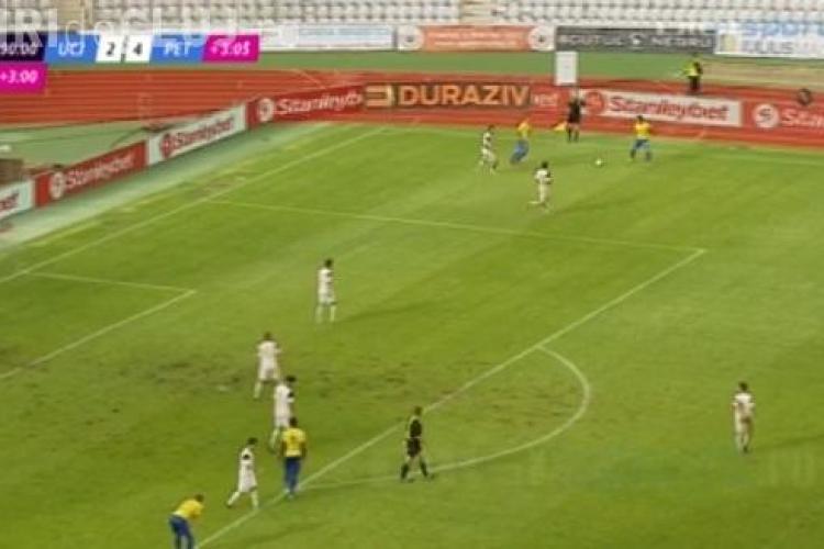 U Cluj - Petrolul 2 - 4 - REZUMAT VIDEO COMPLET - Probabil ultimul meci pe Cluj Arena