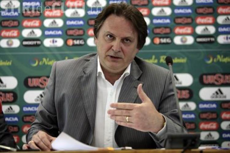 Viorel Duru: Echipele din Liga 1 au datorii de 68 de milioane de euro. Rapid, U Cluj şi Severin nu primesc licenţele nici la Apel