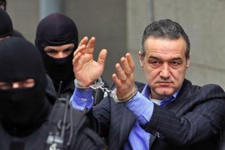 Becali, condamnat la 3 ani de închisoare cu executare