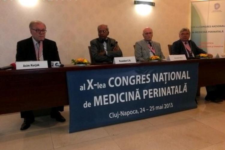 Congres Naţional de Medicină Perinatală la Cluj-Napoca, cu peste 650 de participanţi
