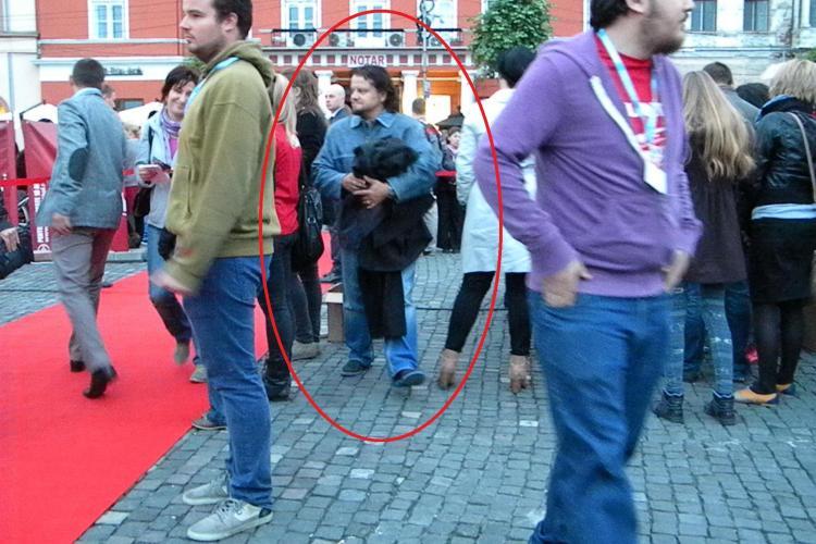 Cel mai bogat clujean, de nerecunoscut la TIFF. Cum arată acum Ștefan Vuza - FOTO