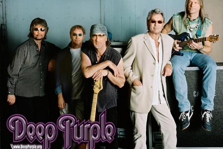 """Filarmonica """"Transilvania"""", invitată de onoare la concertul Deep Purple"""