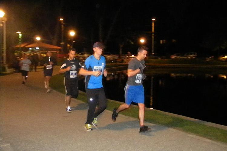 ZILELE CLUJULUI 2013: Cros de noapte în Parcul Central