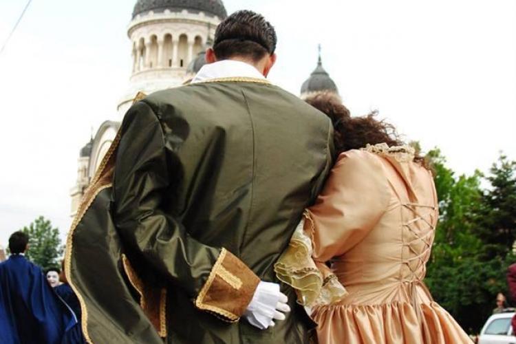 ZILELE CLUJULUI 2013 - Program miercuri, 29 mai: Tabără medievală la Zidul Cetăţii de pe strada Potaissa