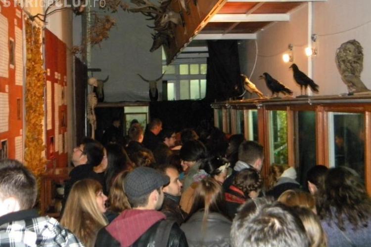 Câţi clujeni au fost participat la Noaptea Muzeelor 2013