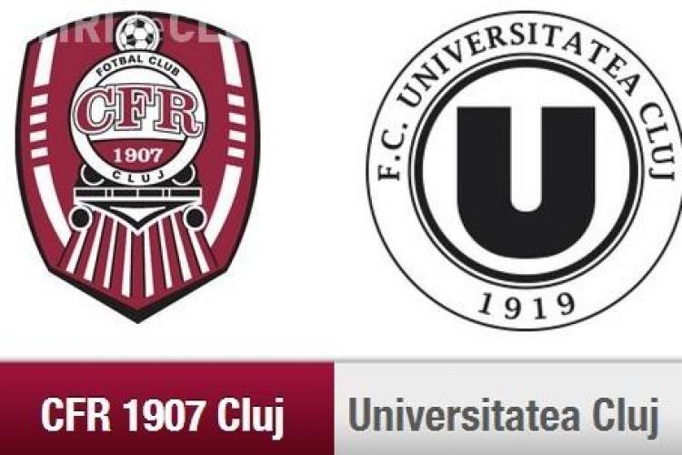 Bilete CFR Cluj - U Cluj, meciul din 29 mai! Cât costă și de când se pun în vânzare