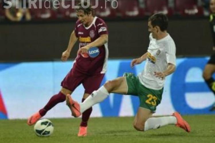 """Jucătorii de la CFR, dezamăgiți după remiza cu Chiajna: """"Mi-e rușine că sunt fotbalist"""""""