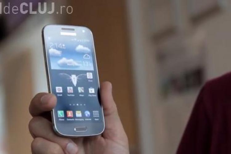 Primele imagini oficiale cu Samsung Galaxy S4 Mini VIDEO