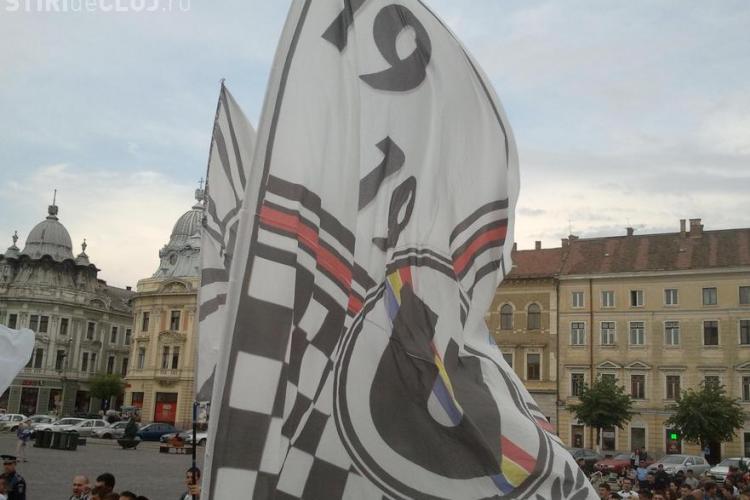 Preşedintele unui club din Liga 1 susţine că U Cluj a minţit FRF şi LPF şi ar trebui să piardă toate puctele