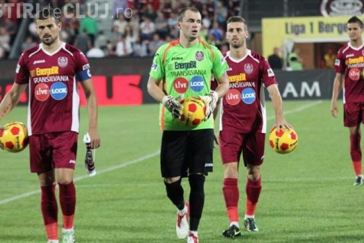 CFR Cluj - U Cluj - REZUMAT VIDEO COMPLET - Maah a închis gura clujenilor cu trei goluri