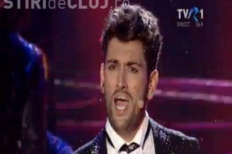 Cezar Oautu, locul 13 în finala Eurovision: Eu, profesional şi personal, mă simt împlinit