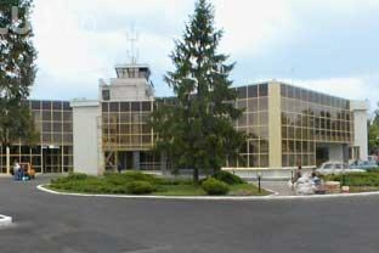 UTI face parkingul si hotelul de la Aeroportul International Cluj