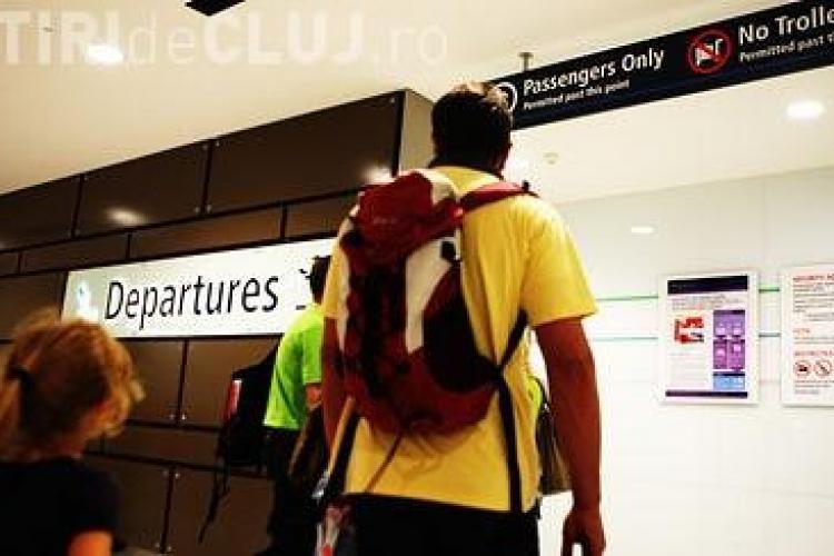 Doi copii din Ungaria au fost rapiti de o bona din Cluj si de tatal lor, care pierduse custodia