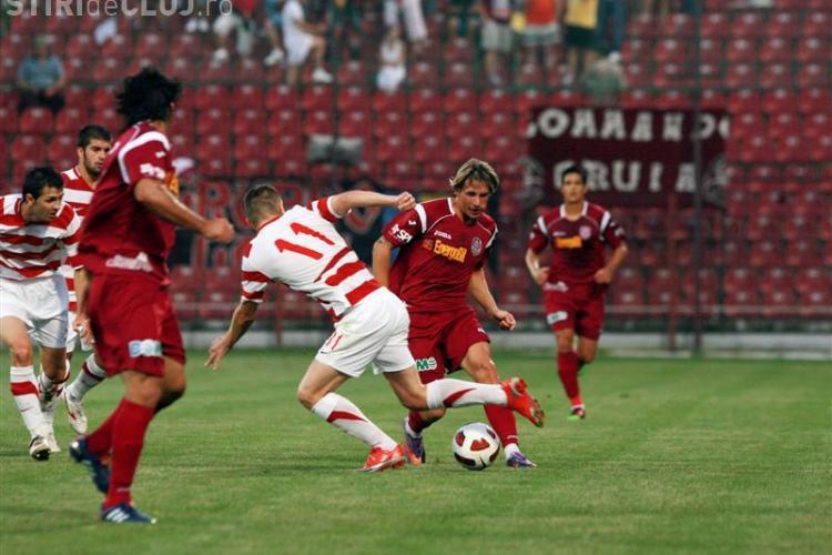 CFR Cluj - Astra Ploiesti 2-2 - VEZI AICI GOLURILE!