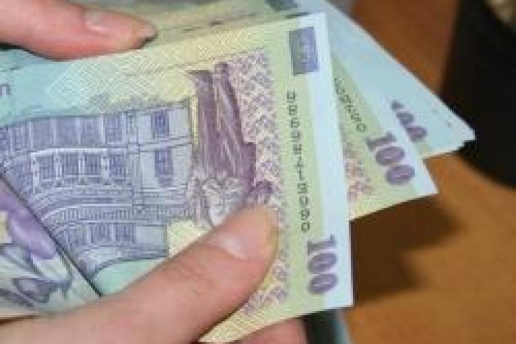 Salariile clujenilor au scazut cu 1,7% intr-un an