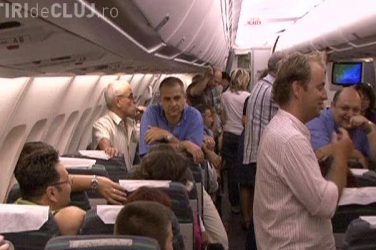 Hagi, Ilie Nastase si Andreea Banica au trait emotii cand avionul care ii aducea din China a ratat decolarea