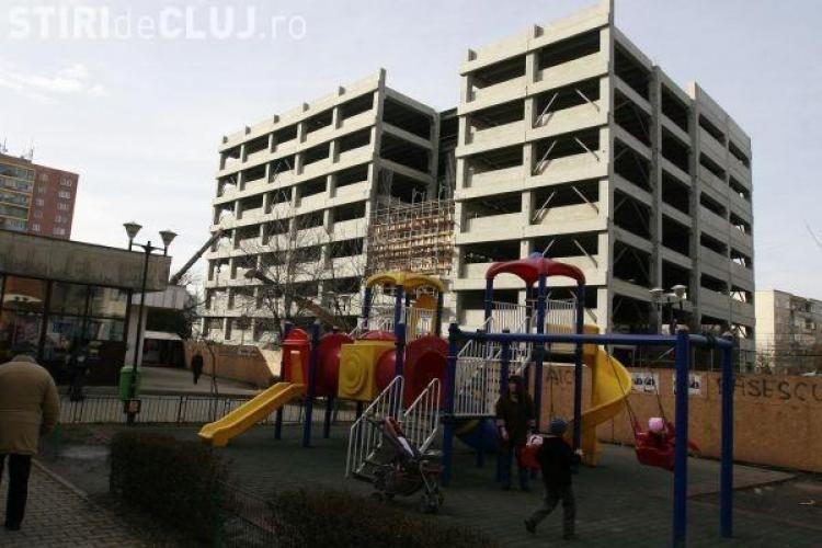 Parking-ul Manastur va fi inaugurat la inceputul lunii august
