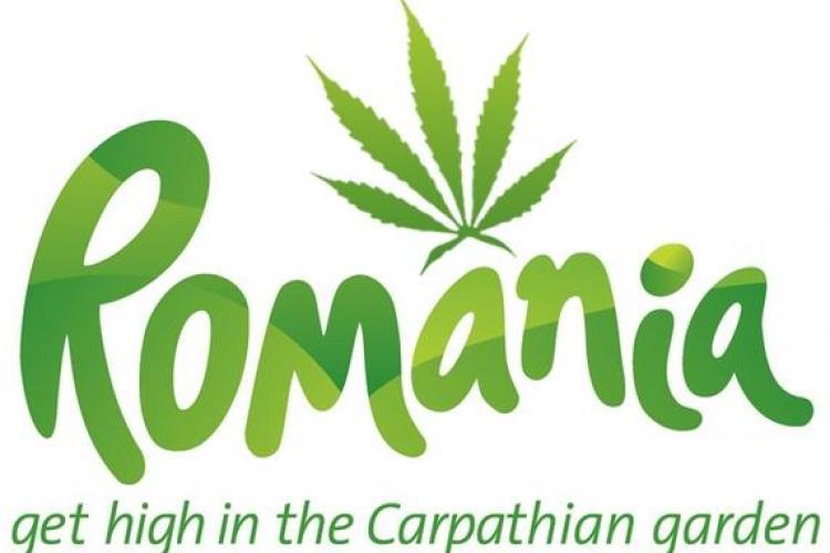 Frunza din logo -ul de tara, parodiata pe internet: de la frunza Evei la marijuana