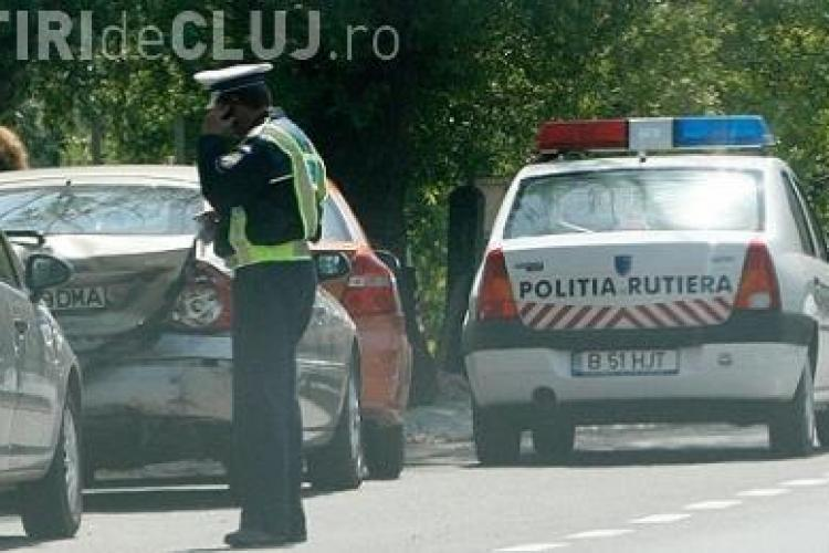Doi politisti morti intr-un accident langa Brasov