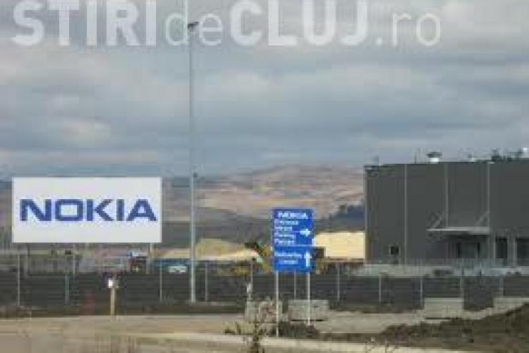 Nokia conduce detasat in topul celor mai mari firme din Cluj, urmata de MOL si URSUS