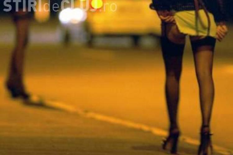 Prostituatele din Cluj au crescut preturile. Tanara prinsa in timp ce intretinea relatii sexuale contra sumei de 150 de lei