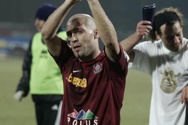 Tony pleaca de la CFR Cluj. Montpellier a oferit 600.000 de euro pentru jucator