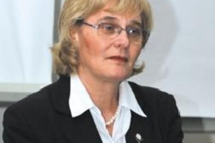 Emilia Groza revine la sefia Casei Judetene de Asigurari de Sanatate Cluj