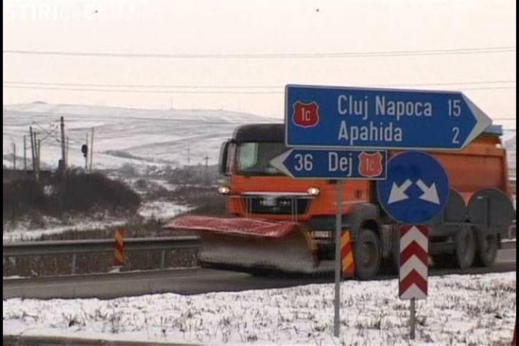 """Centura Clujului si """"cativa kilometri"""" din autostrada Transilvania, printre prioritatile Guvernului"""