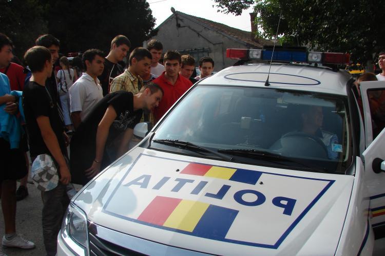 """""""Misiune Imposibila"""", elevi din mai multe etnii sunt in tabara la Cluj"""
