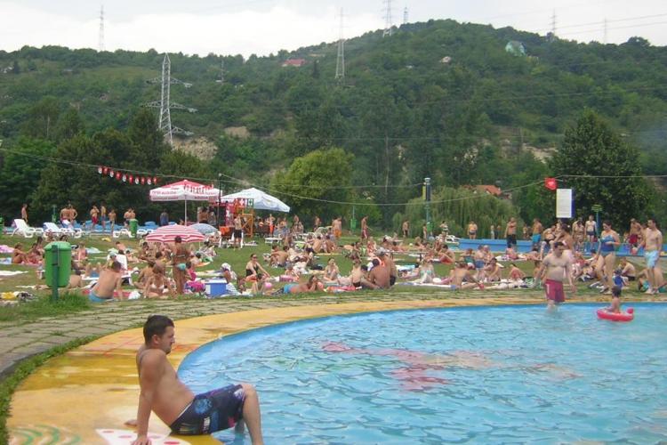 Clujenii s-au scaldat la strandul Sun de 222.000 de lei