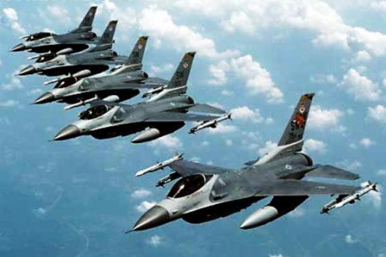 Romania nu are bani pentru a plati avioanele F16 cumparate de la americani