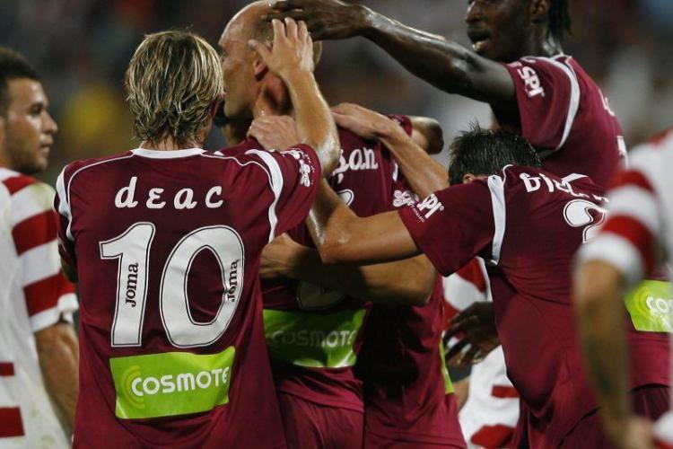 FC Timisoara - CFR Cluj 3-2 . Clujenii au fost dominati clar tot meciul. REZUMAT VIDEO